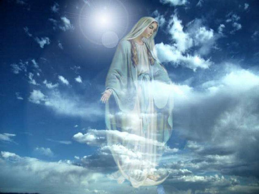 Đức Maria: địa chỉ trên cao