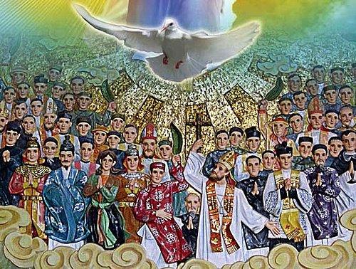 Kết quả hình ảnh cho lễ các thánh tử đạo việt nam