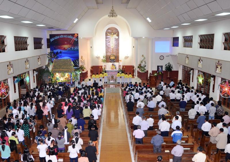 Vinh Hương - Chương trình thánh lễ Giáng Sinh 2019