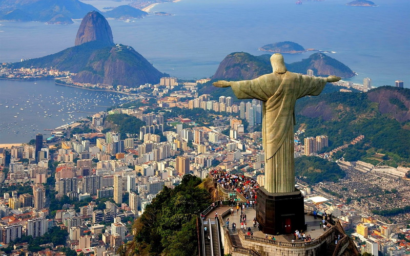 FIFA World Cup Host Cities - Rio De Janerio