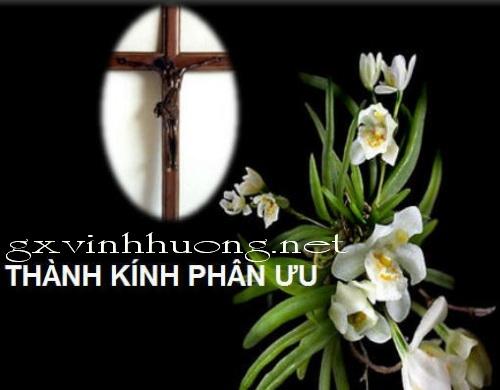 Anh GB Nguyễn Ngọc Nam đã an nghỉ trong Chúa
