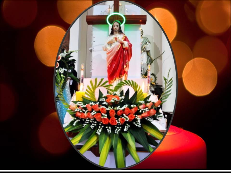 Ngày 08/06: Lễ Thánh Tâm Chúa Giêsu