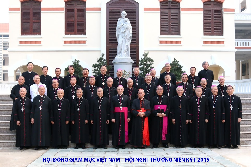 Hội đồng Giám mục Việt Nam bế mạc Hội nghị Thường niên kỳ I-2015
