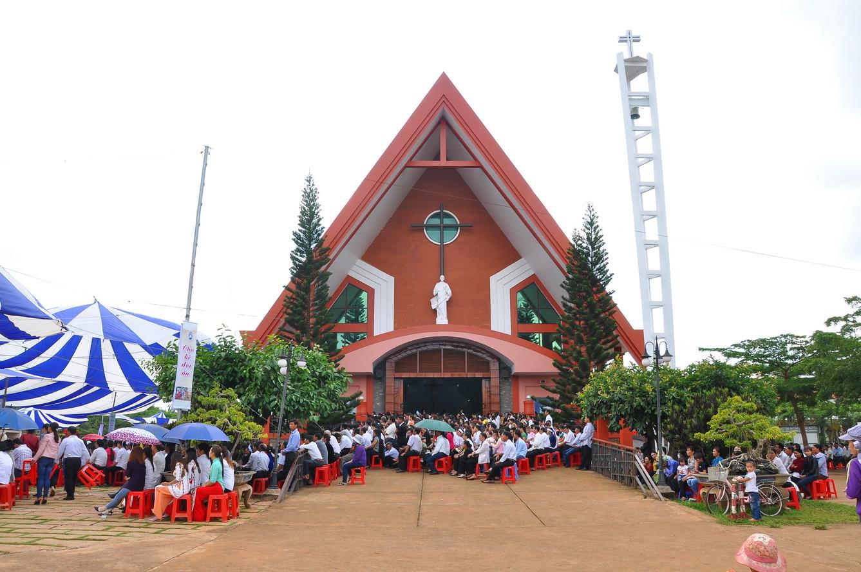 Thánh lễ Tôn Vinh Lòng Chúa Thương Xót năm 2017