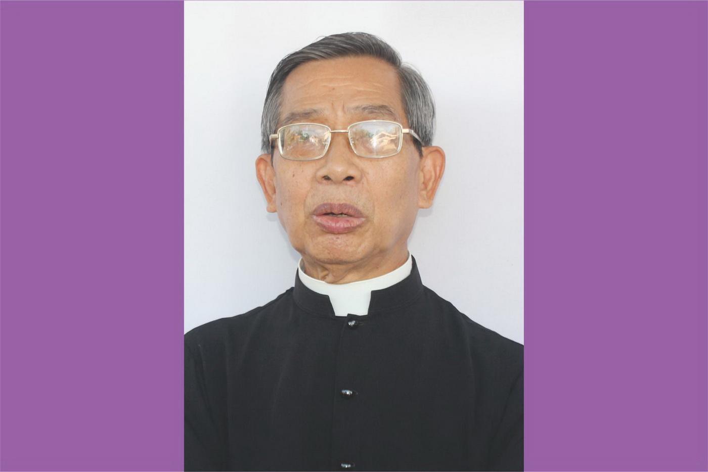 CÁO PHÓ: Lm. PX. Nguyễn Kim Long