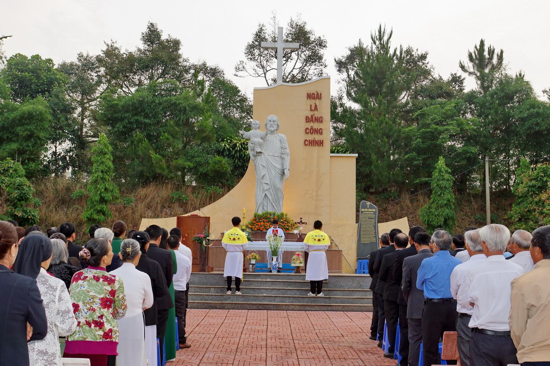 Giảng lễ kính thánh Giuse Thợ - Bổn mạng giáo họ Thanh Tân 2021